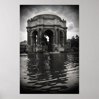 ファインアートの宮殿 ポスター