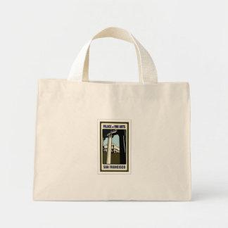 ファインアートの宮殿 ミニトートバッグ