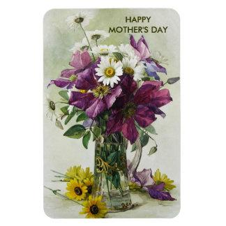 ファインアートの母の日のギフトの磁石 マグネット