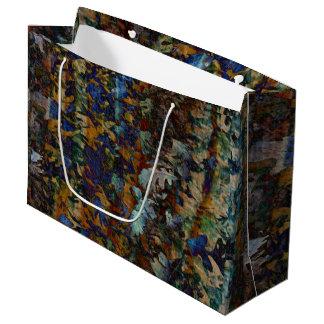 ファインアートは大きいギフトバッグを残します ラージペーパーバッグ