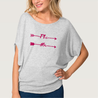 ファイMuの矢 Tシャツ