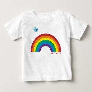 ファグは虹の鳥をからかいます ベビーTシャツ