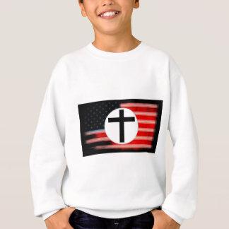 ファシズムがアメリカに来る時 スウェットシャツ