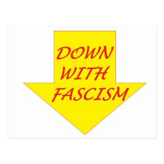 ファシズムと ポストカード