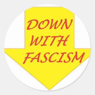 ファシズムと ラウンドシール