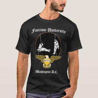 ファシズム大学 Tシャツ