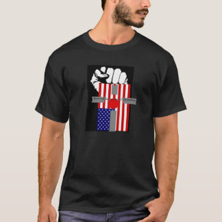 ファシズム米国 Tシャツ