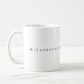 ファッショニスタマグ コーヒーマグカップ