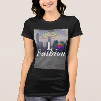 ファッショニスタ愛ファッションNYC CricketDianeのトレンディー Tシャツ