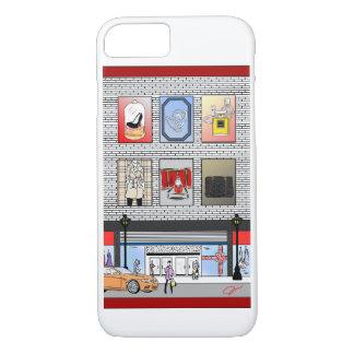 ファッショニスタBMW M3のiPhone 7の場合(白い) iPhone 8/7ケース