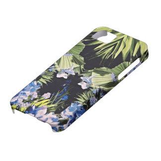 ファッションのスタイルの花のiPhone 5の場合 iPhone SE/5/5s ケース
