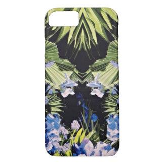 ファッションのスタイルの花のiPhone 7の場合 iPhone 8/7ケース