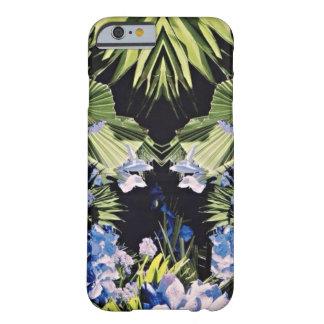 ファッションのスタイルの花柄のiPhone6ケース Barely There iPhone 6 ケース