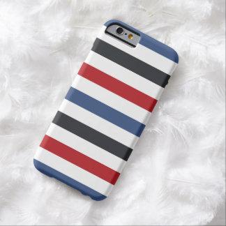 ファッションのストライプなiPhone6ケース Barely There iPhone 6 ケース