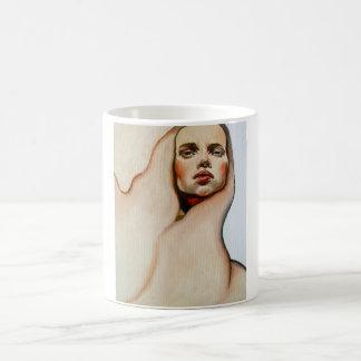 ファッションの女の子のイザベラのマグ コーヒーマグカップ