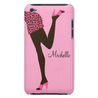 ファッションの女の子のipod touchの穹窖 Case-Mate iPod touch ケース