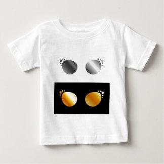 ファッションの目の衣服 ベビーTシャツ
