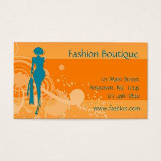 ファッションビジネスカード 名刺