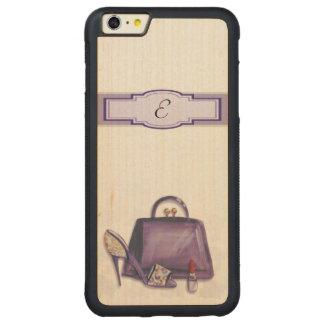 ファッション CarvedメープルiPhone 6 PLUSバンパーケース