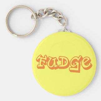 ファッジのギフト キーホルダー