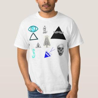 ファティマの亡霊数ある中で Tシャツ