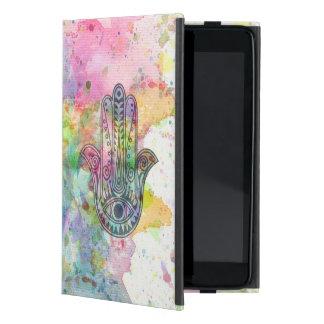 ファティマの記号のHAMSA手 iPad MINI ケース
