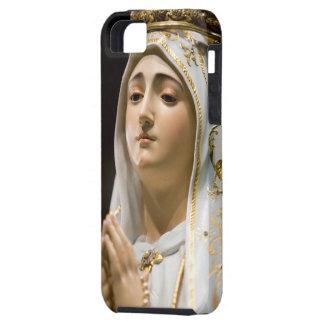 ファティマのiPhone 5の場合の私達の女性 iPhone SE/5/5s ケース