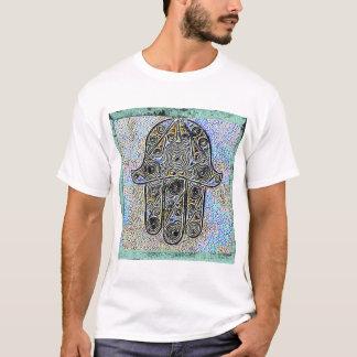 ファティマまたはHamsaの手 Tシャツ