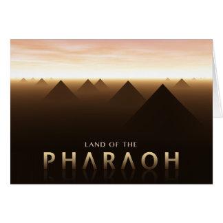 ファラオの土地 カード