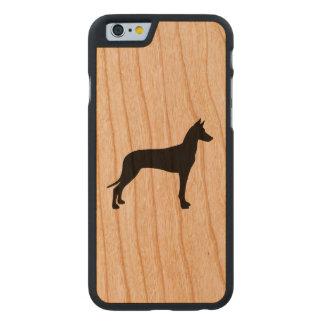 ファラオの猟犬のシルエット ケース