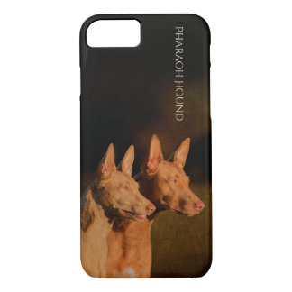 ファラオの猟犬の電話箱 iPhone 8/7ケース