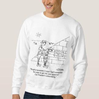 ファラオへの錠前屋 スウェットシャツ