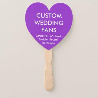 ファンを結婚するカスタムで名前入りなデキセドリン錠 ハンドファン