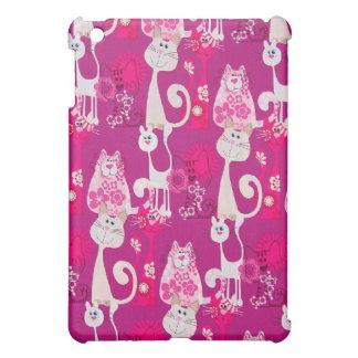 ファンキーでクールな猫 iPad MINI カバー