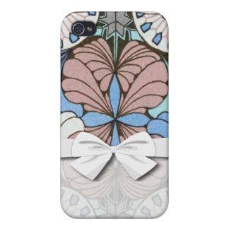 ファンキーで抽象的な渦巻パターン iPhone 4 COVER