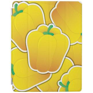 ファンキーで黄色いコショウ iPadスマートカバー