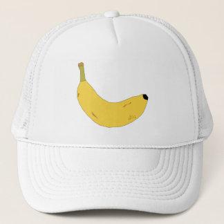 ファンキーで黄色いバナナのトラック運転手の帽子 キャップ