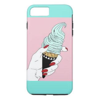 ファンキーなアイスクリーム円錐形 iPhone 8 PLUS/7 PLUSケース