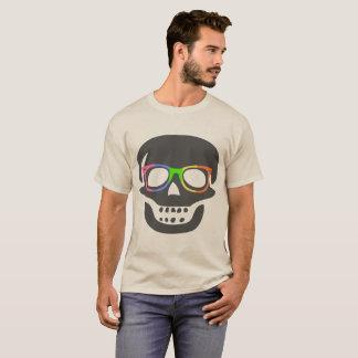ファンキーなスカル Tシャツ