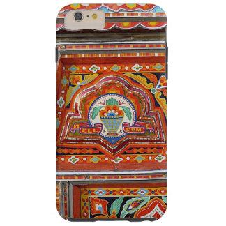 ファンキーなトラックの芸術のiPhoneの場合 Tough iPhone 6 Plus ケース