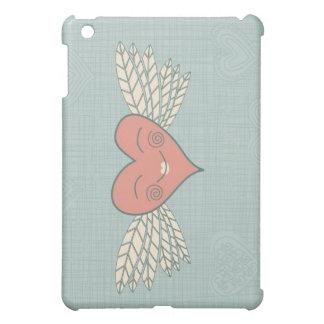 ファンキーなハートのiPad 1の場合 iPad Mini カバー