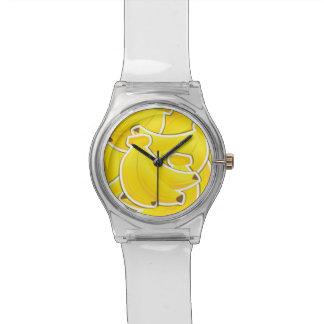 ファンキーなバナナ 腕時計