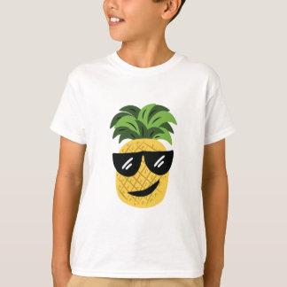 ファンキーなパイナップル Tシャツ