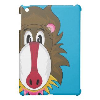 ファンキーなヒヒのipadの場合 iPad miniケース