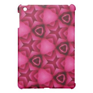 ファンキーなピンク iPad MINIカバー