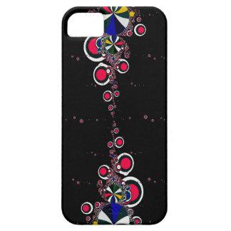 ファンキーなフラクタル iPhone SE/5/5s ケース