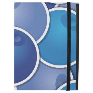 """ファンキーなブルーベリー iPad PRO 12.9"""" ケース"""