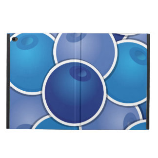 ファンキーなブルーベリー POWIS iPad AIR 2 ケース