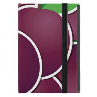 ファンキーなプラム iPad MINI ケース