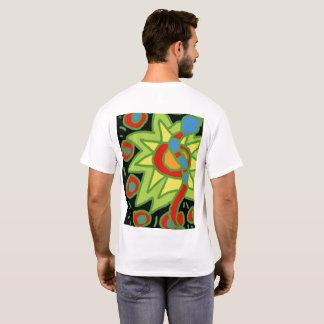 ファンキーなヘビ Tシャツ
